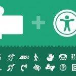 Font Awesome - Icone dedicate all'accessibilità