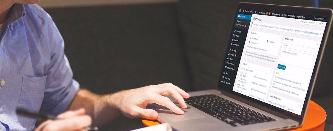 Sviluppo ed assistenza WordPress