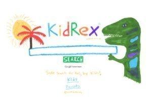 KidRex, un motore di ricerca per bambini
