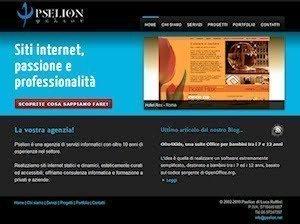 E' online il nuovo sito della nostra agenzia!