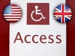 Passi avanti per l'accessibilità in USA e Gran Bretagna