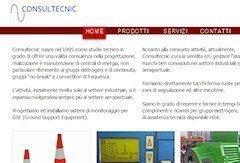Online il nuovo sito di Consultecnic Roma