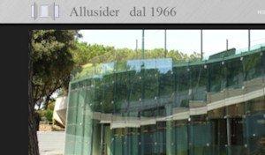 E' online il nuovo sito di Allusider
