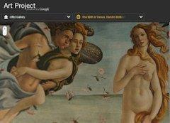 Google Art Project: Street View entra nei musei più belli del mondo