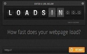 Verificare la velocità di un sito web