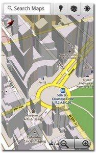Nuove città in 3D per Google Maps per Android