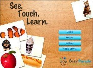 See.Touch.Learn.: un'App per i bambini diversamente abili