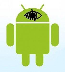 Android: applicazioni per utenti non vedenti e ipovedenti