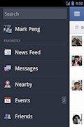 Le versioni mobili di Facebook e Twitter si aggiornano