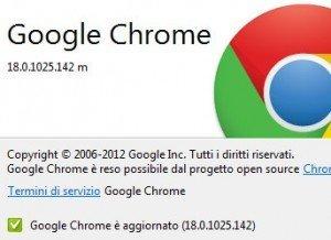 Google Chrome 18: migliorata l'accelerazione grafica