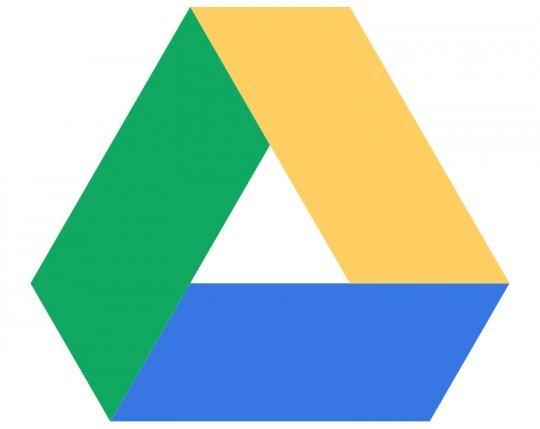 Google Drive è pronto