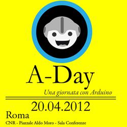 ArduinoDay 2012 a Roma