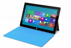 Microsoft Surface: un tablet diverso