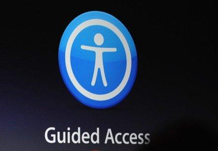 Accessibilità: Apple introduce Guided Access