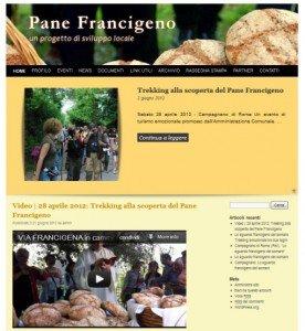 Pane Francigeno: un progetto di sviluppo locale per la valorizzazione della Via Francigena