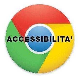 Google presenta gli strumenti per l'accessibilità del web