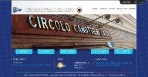 E' online il sito del Circolo Canottieri Lazio