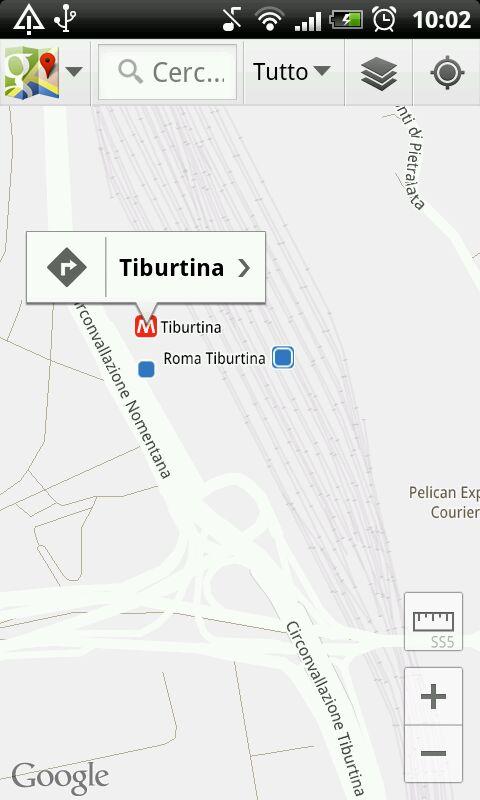 Google Maps per Android: nuove funzioni sui trasporti pubblici