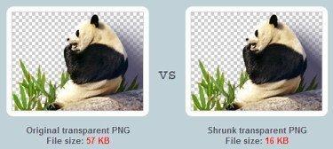 TinyPng, ottimo strumento online per comprimere file .png