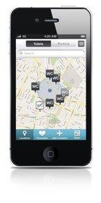 Wheelmate: sito web e app per segnalare bagni pubblici e parcheggi accessibili alle carrozzine