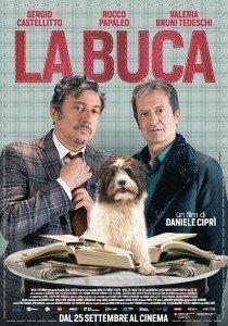 """L'audiodescrizione torna al cinema con """"La Buca"""". Dal 25 settembre, solo su MovieReading"""