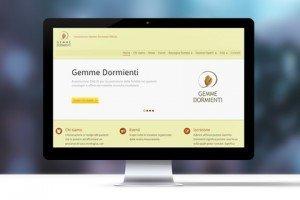 Online il nuovo sito di Gemme Dormienti ONLUS