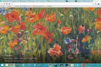 Google Art Project ora è anche una estensione per Chrome