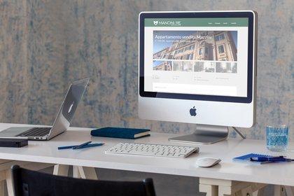 Online il restyling del sito internet di Mancini RE Immobiliare