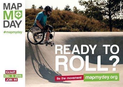 MapMyDay, mappiamo l'accessibilità del nostro territorio