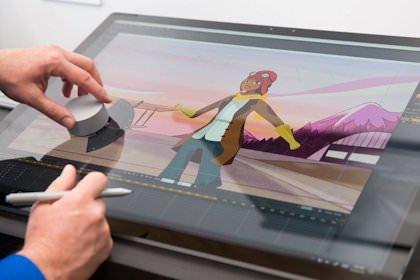 Microsoft Surface Studio: grandi novità per il mondo della grafica