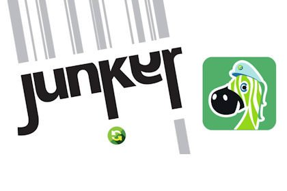 Junker, la app che aiuta a fare la differenziata, migliora la sua accessibilità per persone cieche