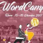 Wordpress WordCamp Roma – 15 e 16 dicembre 2017