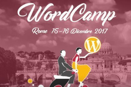 Wordpress WordCamp Roma 2017