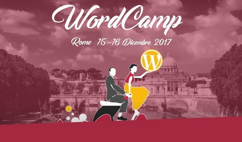Wordpress WordCamp Roma 2017
