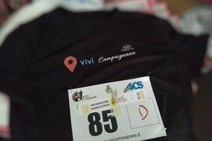 La maglia di Luca Ruffini di Pselion alla Campagnano Vallelunga Race 2018