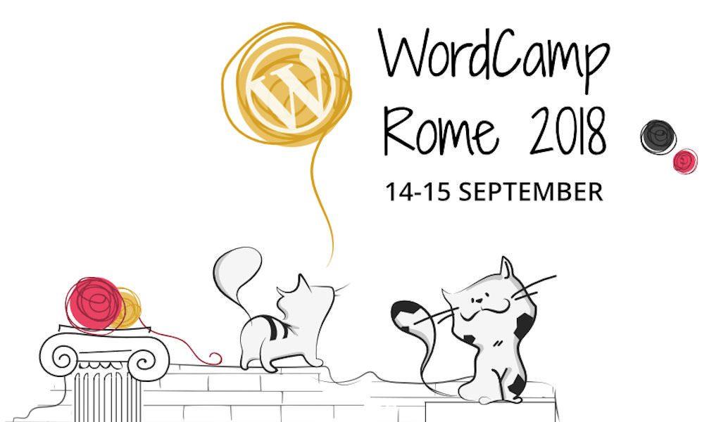 Wordpress Camp 2018 Rome