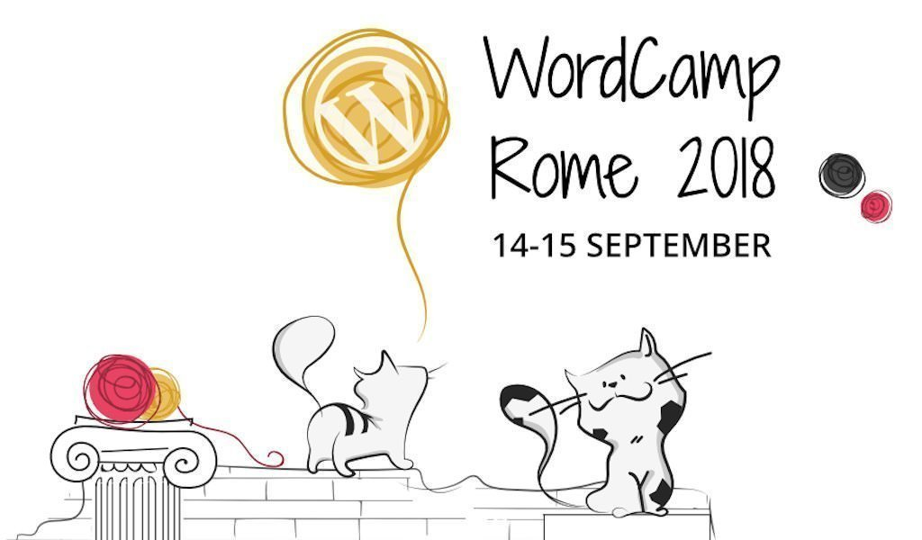 Wordpress Camp 2018 Rome