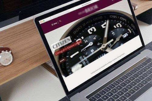 Online il nuovo sito web ecommerce della Gioielleria Brior