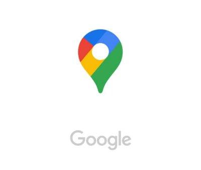 Nuovo logo di Google Maps