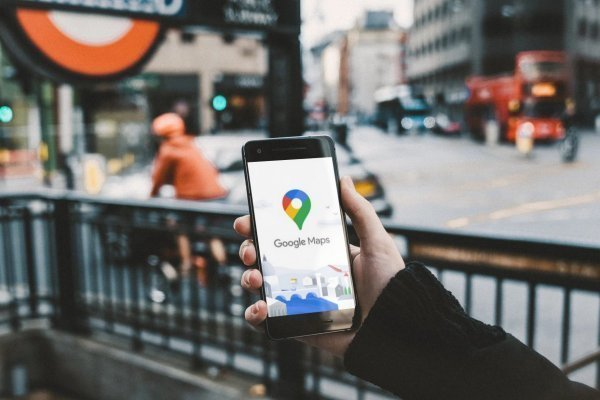 Restyling di Google Maps