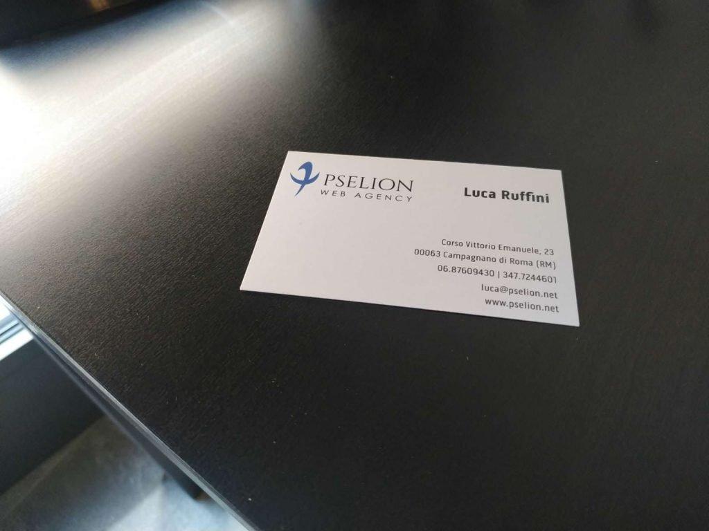 nuova sede operativa di Pselion a Campagnano di Roma